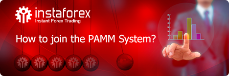 Become a member of PAMM-system